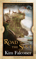 Road To The Soul: Quantum Encryption Bk 2: