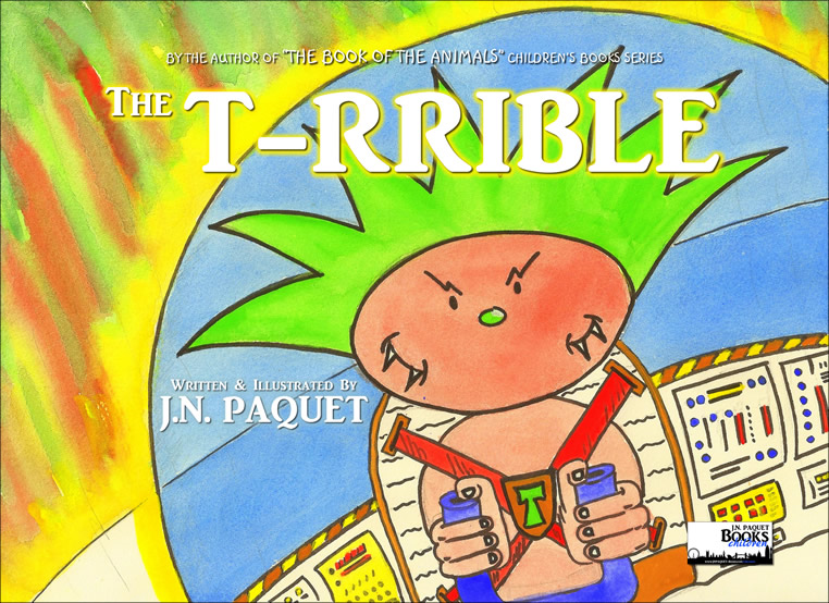 J.N. PAQUET - The T-RRIBLE