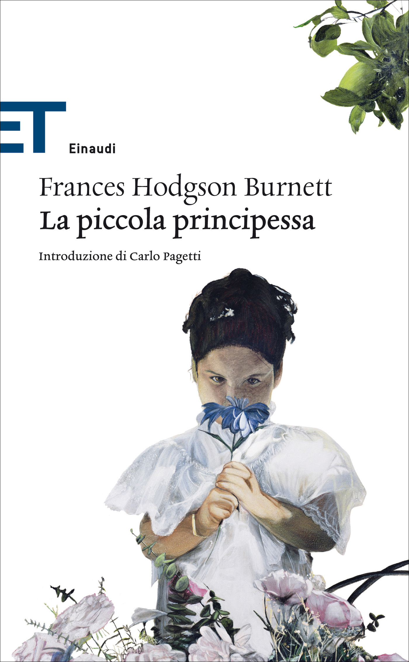 Book Cover: La piccola principessa