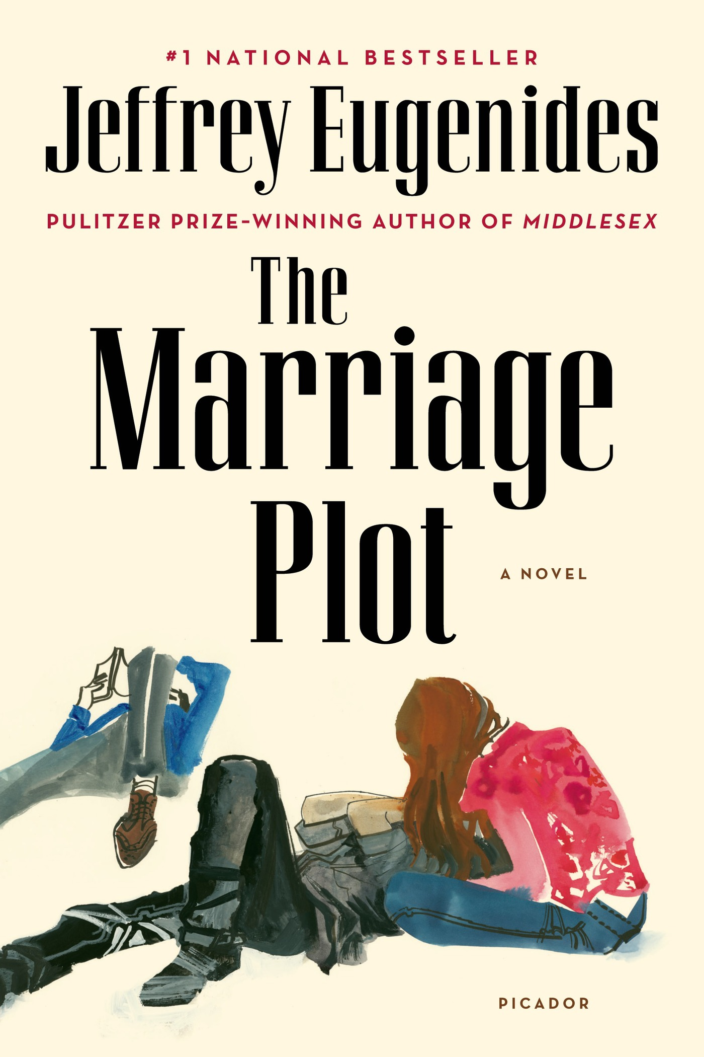 The Marriage Plot By: Jeffrey Eugenides