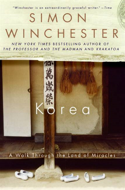 Korea By: Simon Winchester