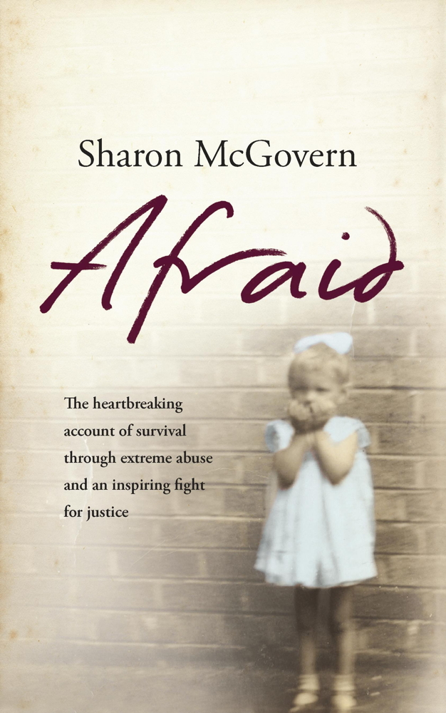 Afraid By: Sharon McGovern