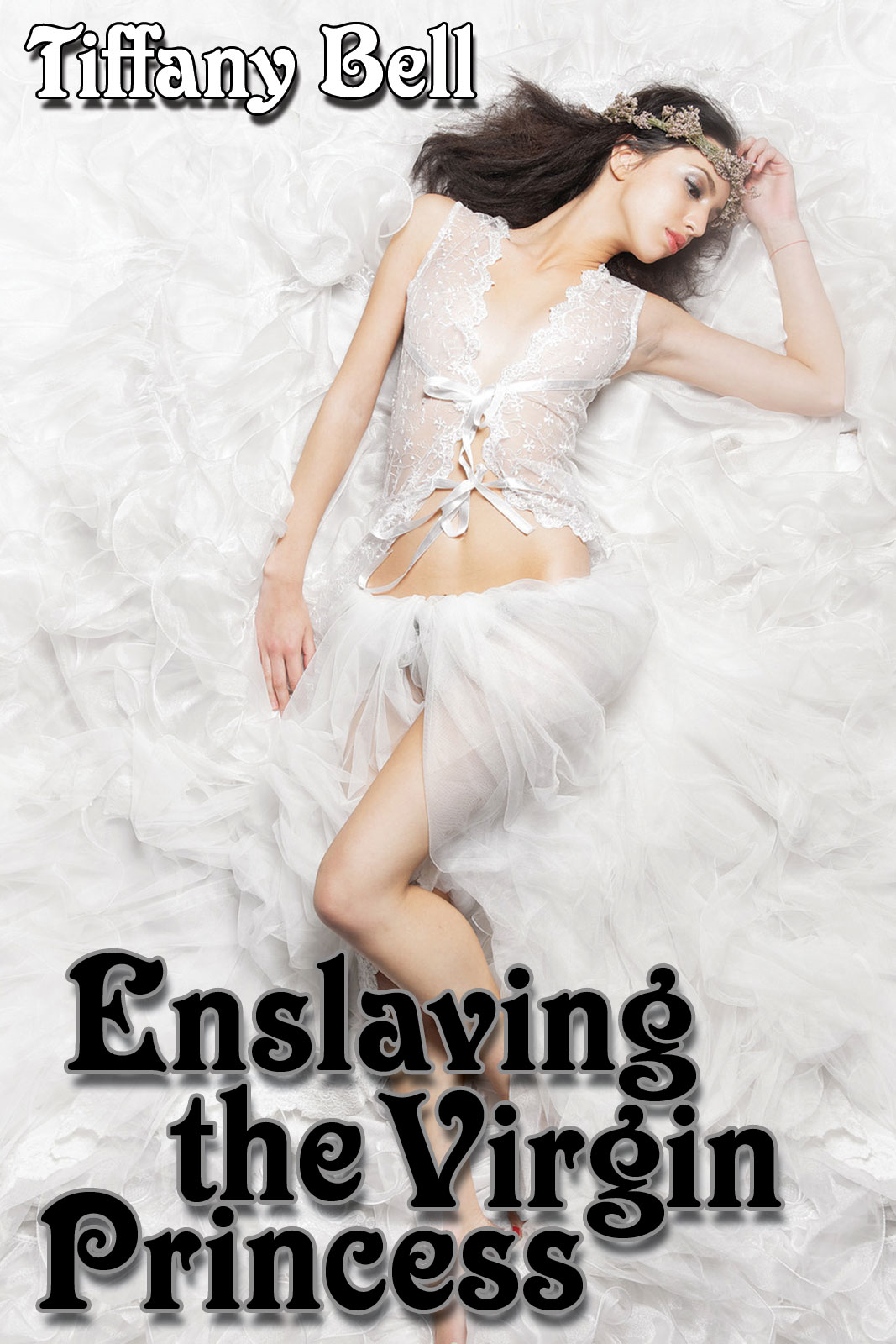 Enslaving the Virgin Princess (Fantasy Deflowering Erotica)