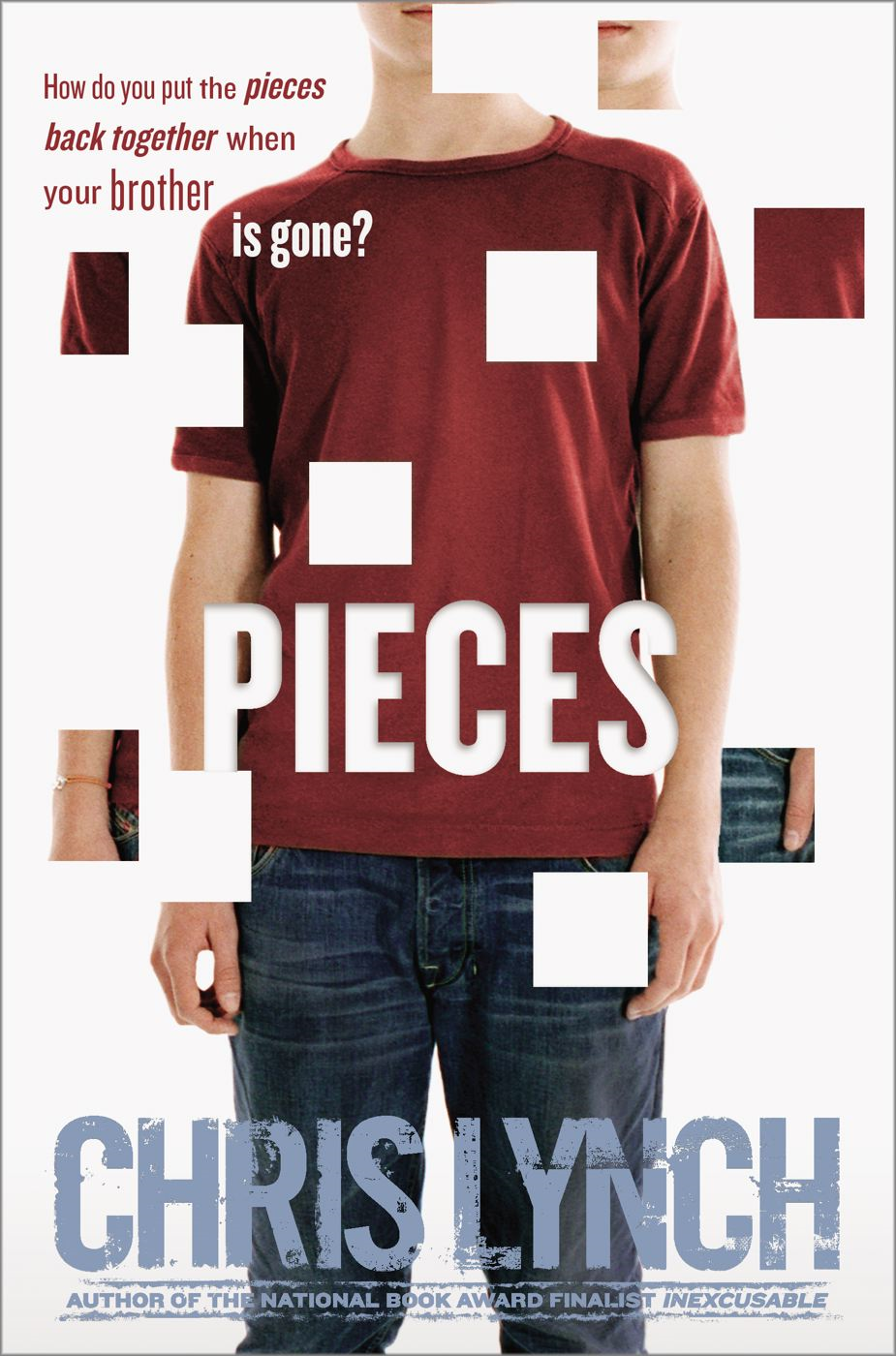 Book Cover: Pieces