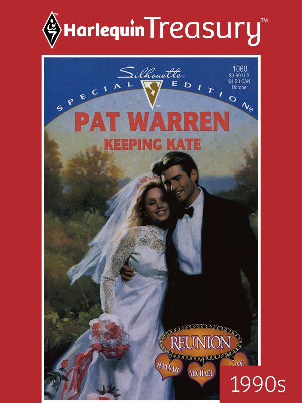 Keeping Kate By: Pat Warren
