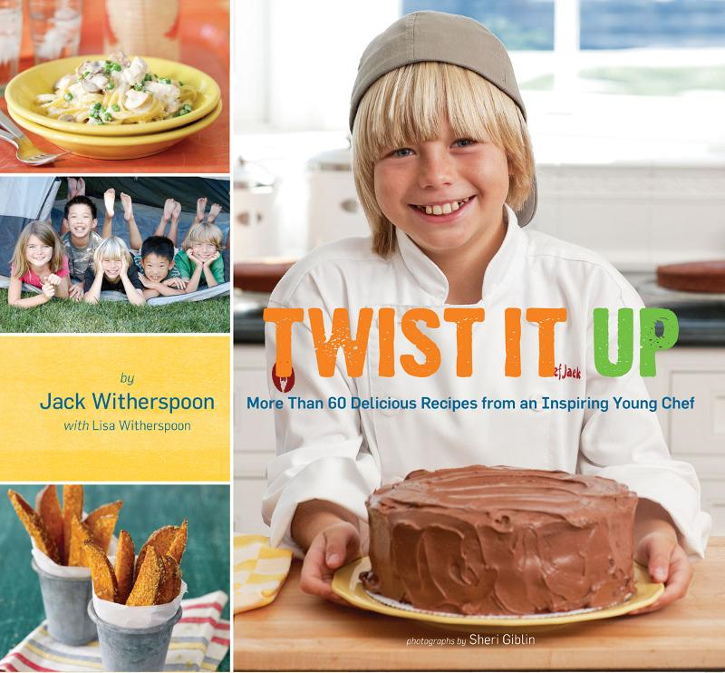 Twist It Up By: Jack Witherspoon