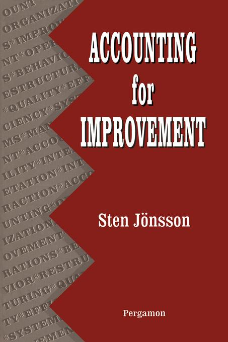 Accounting for Improvement By: Jonsson, Sten