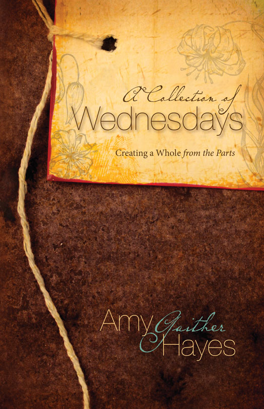 A Collection of Wednesdays By: Amy Gaither   Hayes