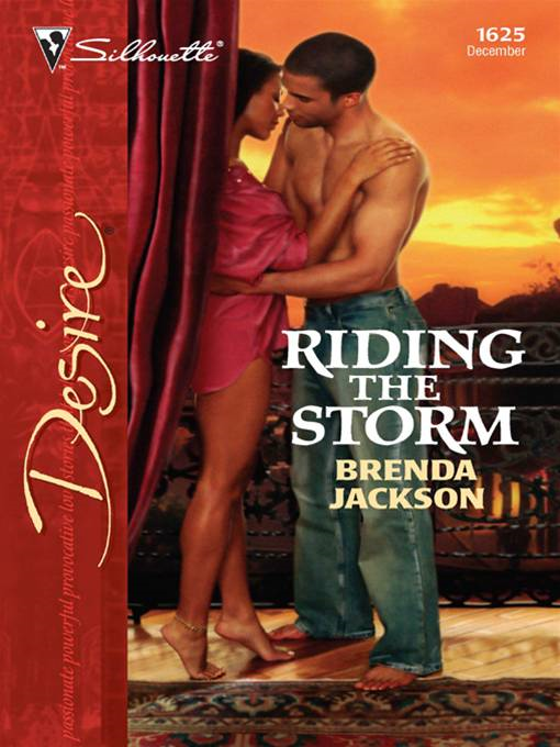 Riding the Storm By: Brenda Jackson