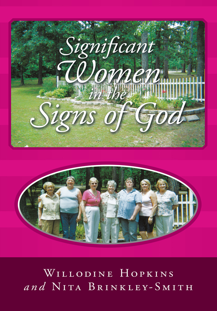 Significant Women in the Signs of God