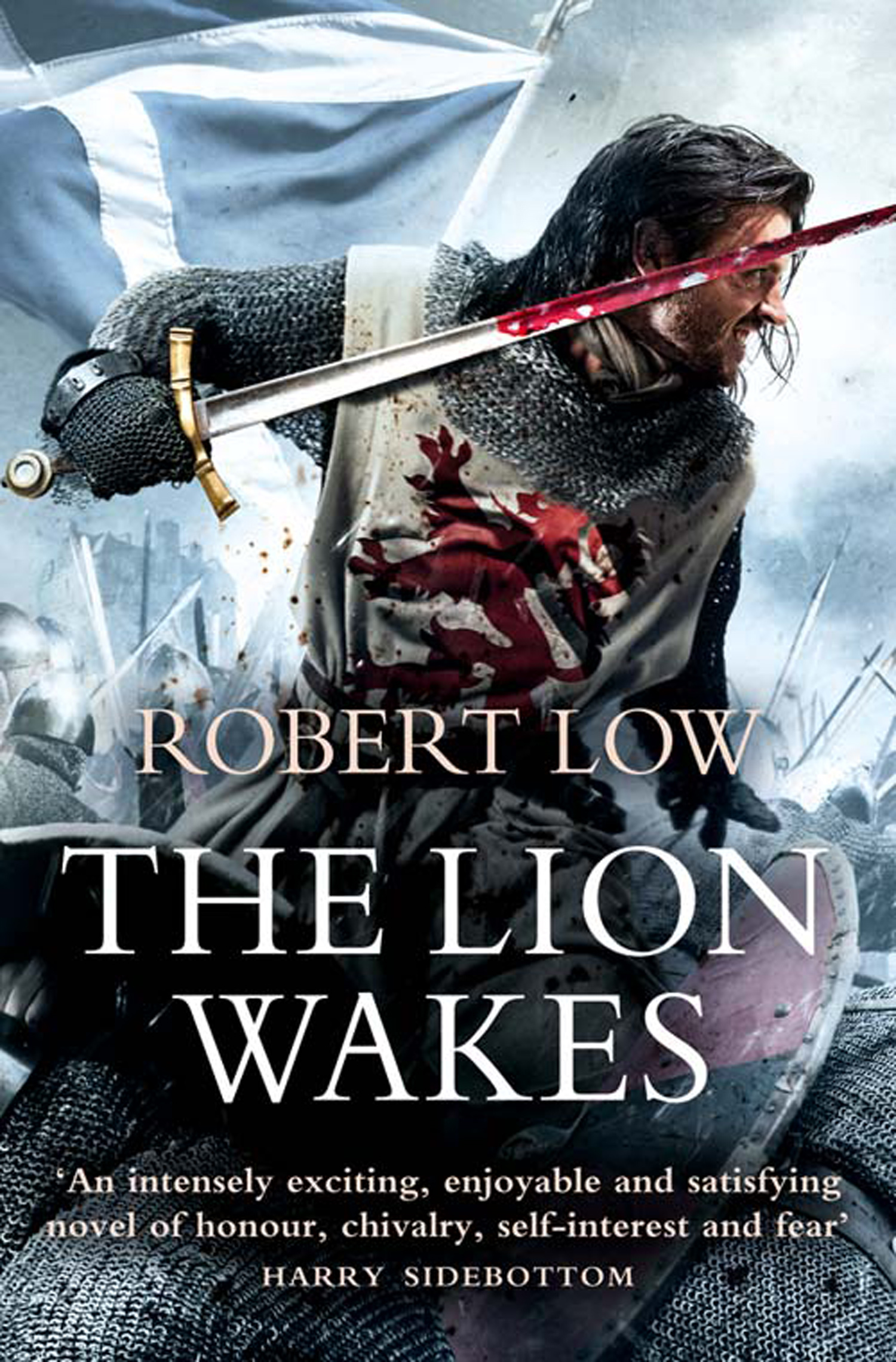 The Lion Wakes (The Kingdom Series) By: Robert Low