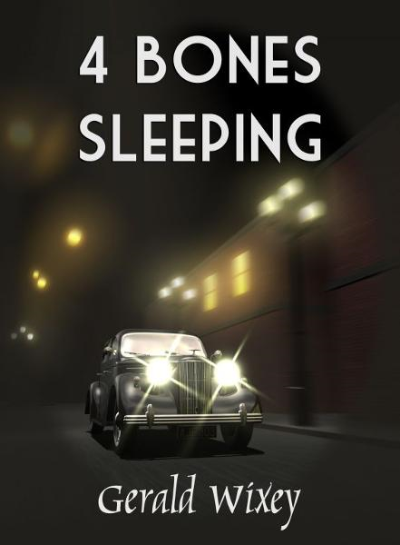 4 Bones Sleeping By: Gerald Wixey