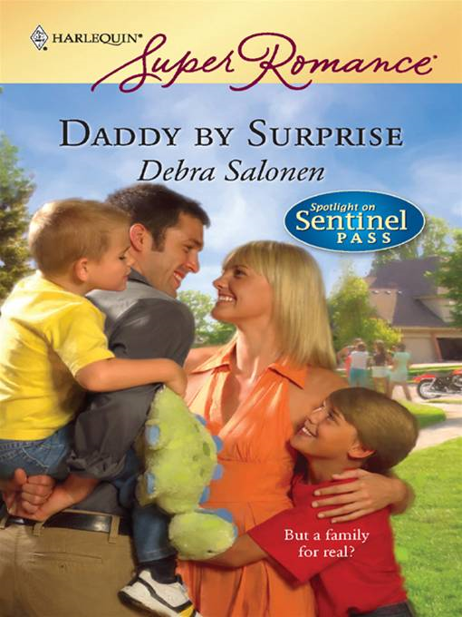 Daddy by Surprise By: Debra Salonen
