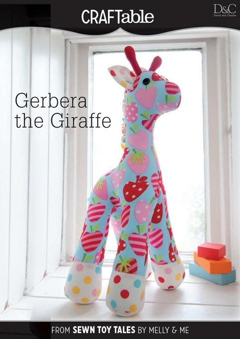 Gerbera the Giraffe By: Editors of D&C