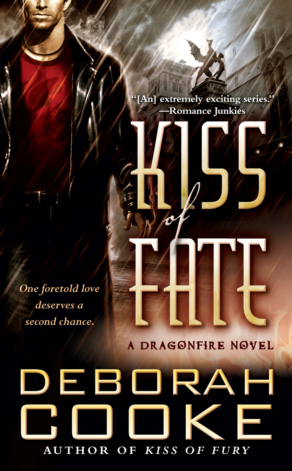 Kiss of Fate By: Deborah Cooke