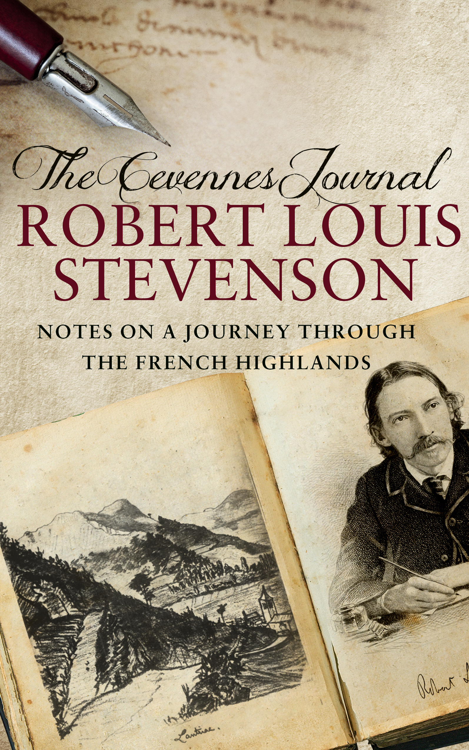 The Cevennes Journal Notes on a Journey Through the French Highlands
