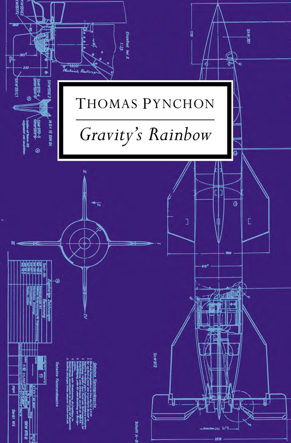 Gravity's Rainbow By: Thomas Pynchon