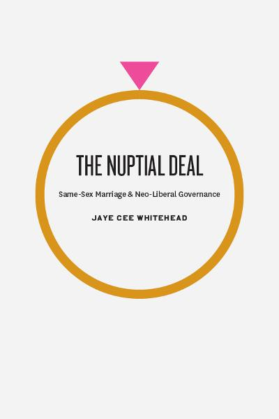 The Nuptial Deal By: Jaye Cee Whitehead