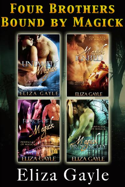 Eliza Gayle Witch Bundle (paranormal romance)