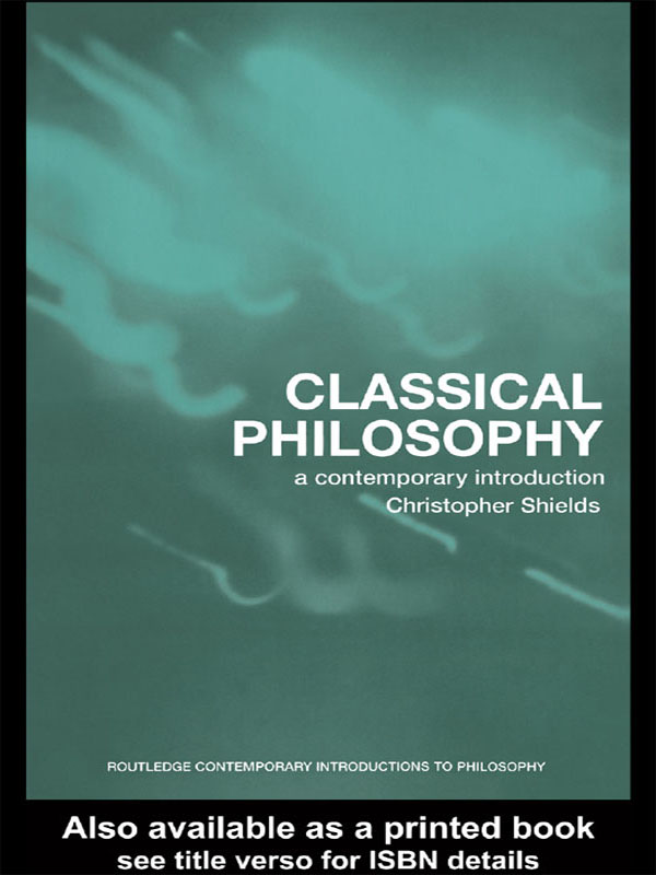 classical philosophy Start studying classical philosophy learn vocabulary, terms, and more with flashcards, games, and other study tools.