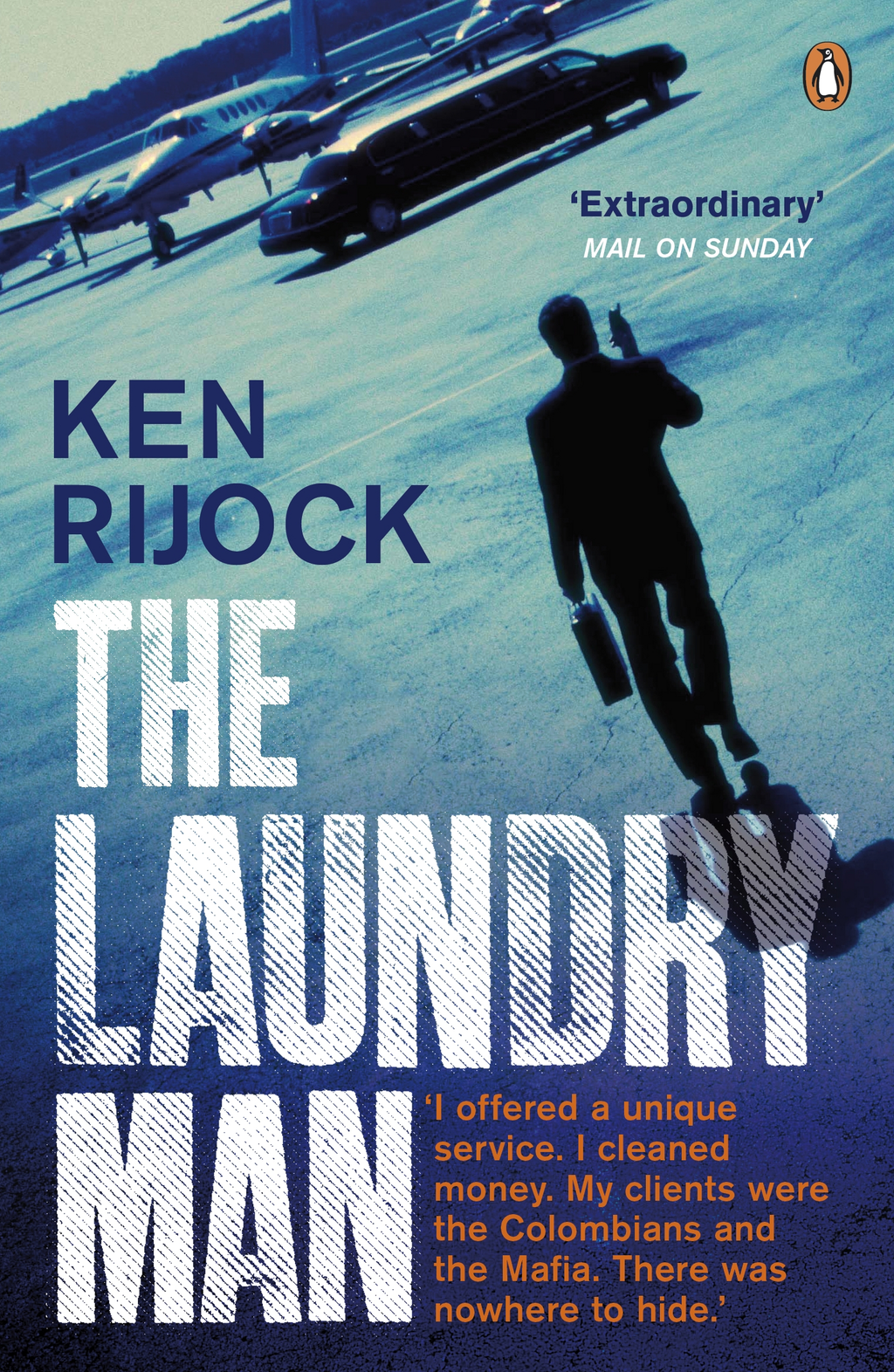 The Laundry Man