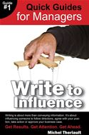 online magazine -  Write to Influence