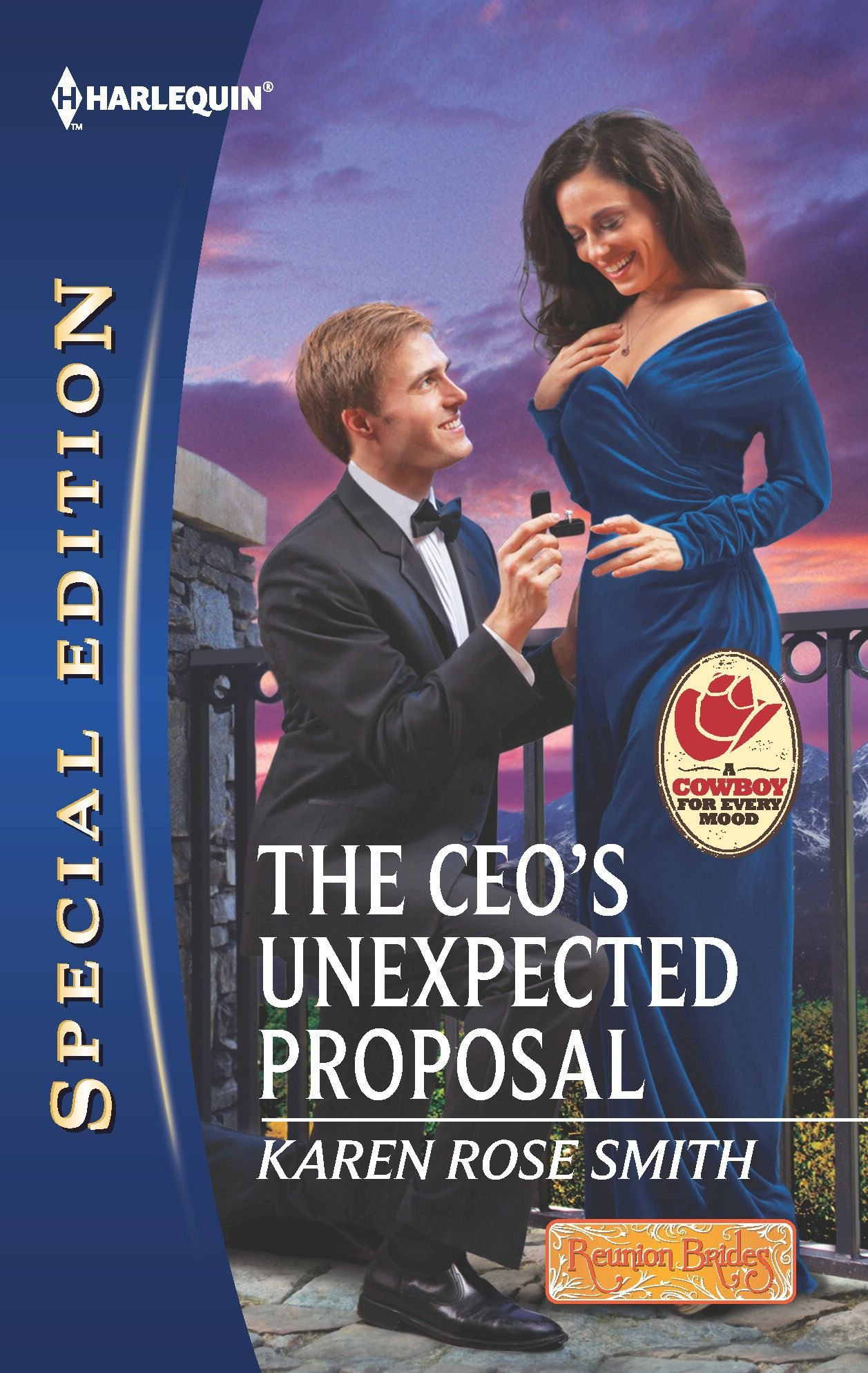 The CEO's Unexpected Proposal By: Karen Rose Smith