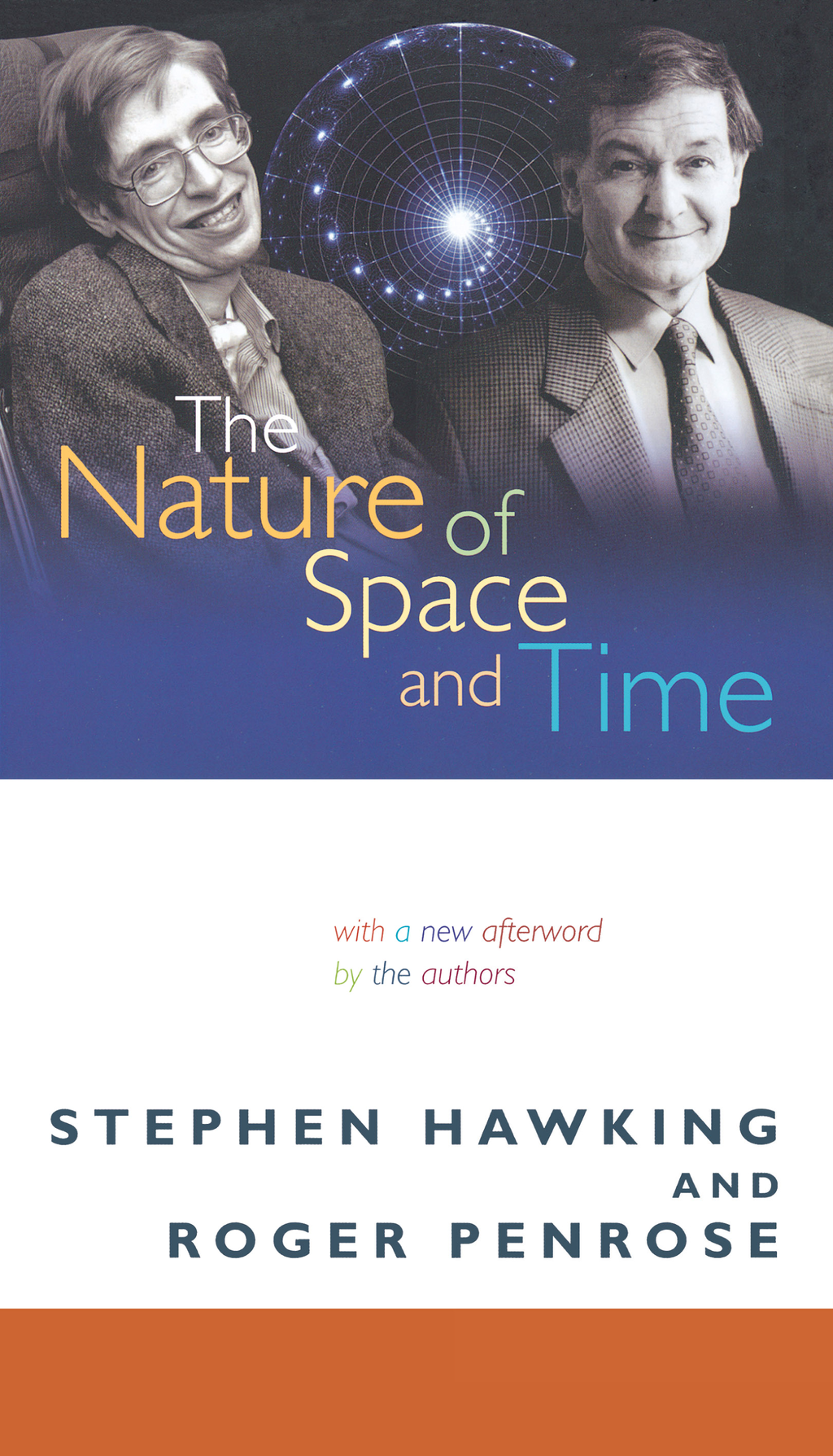The Nature of Space and Time (New in Paper)