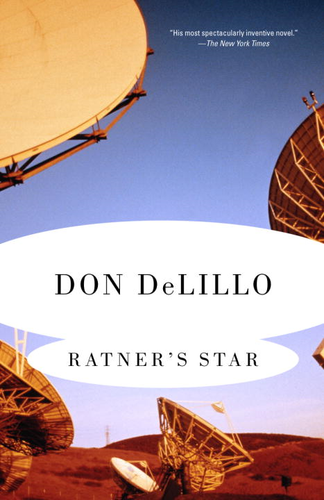 Ratner's Star By: Don Delillo