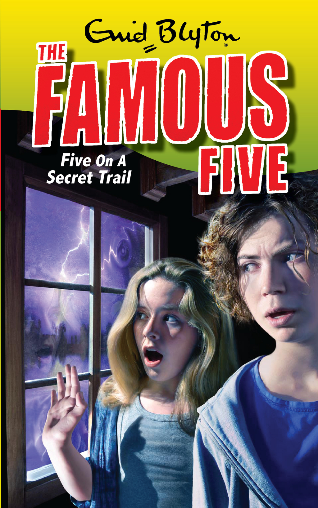 Famous Five 15: Five On A Secret Trail