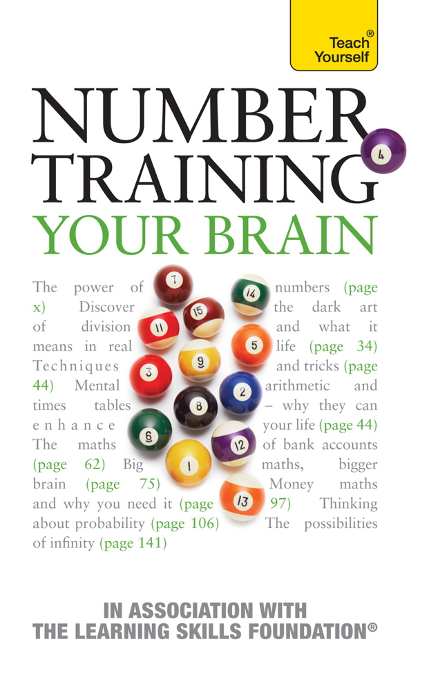 Number Training Your Brain By: Jon Chapman,Jonathan Hancock
