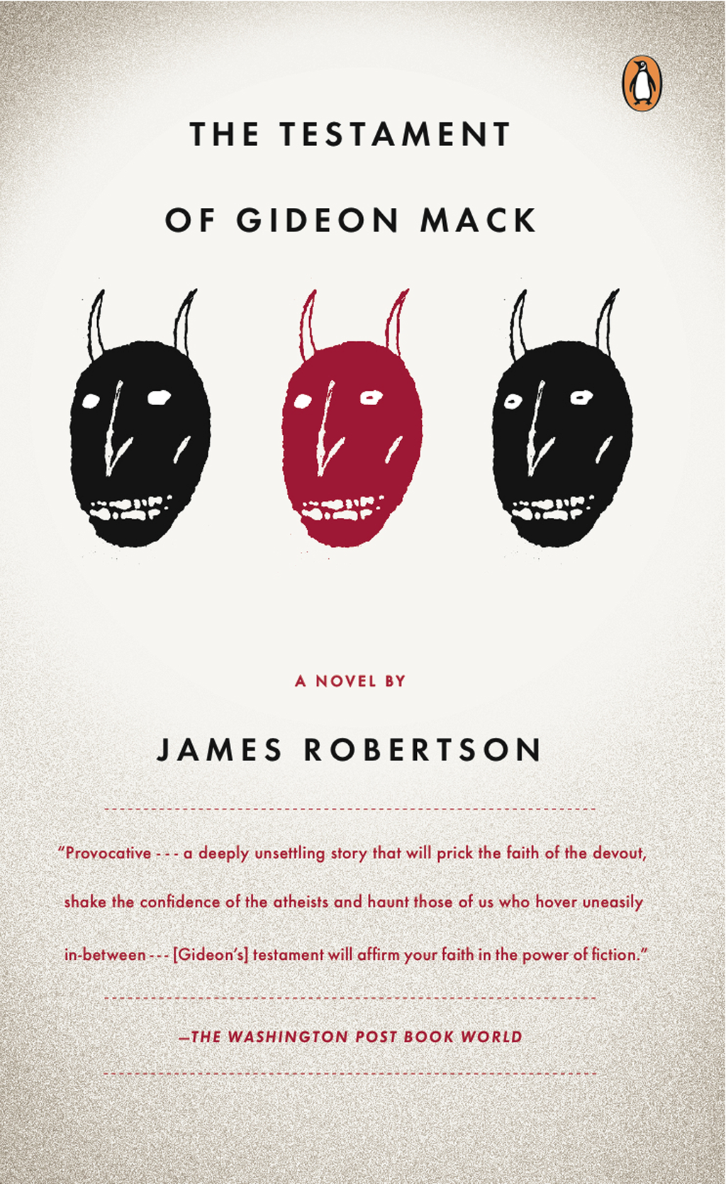 The Testament of Gideon Mack By: James Robertson