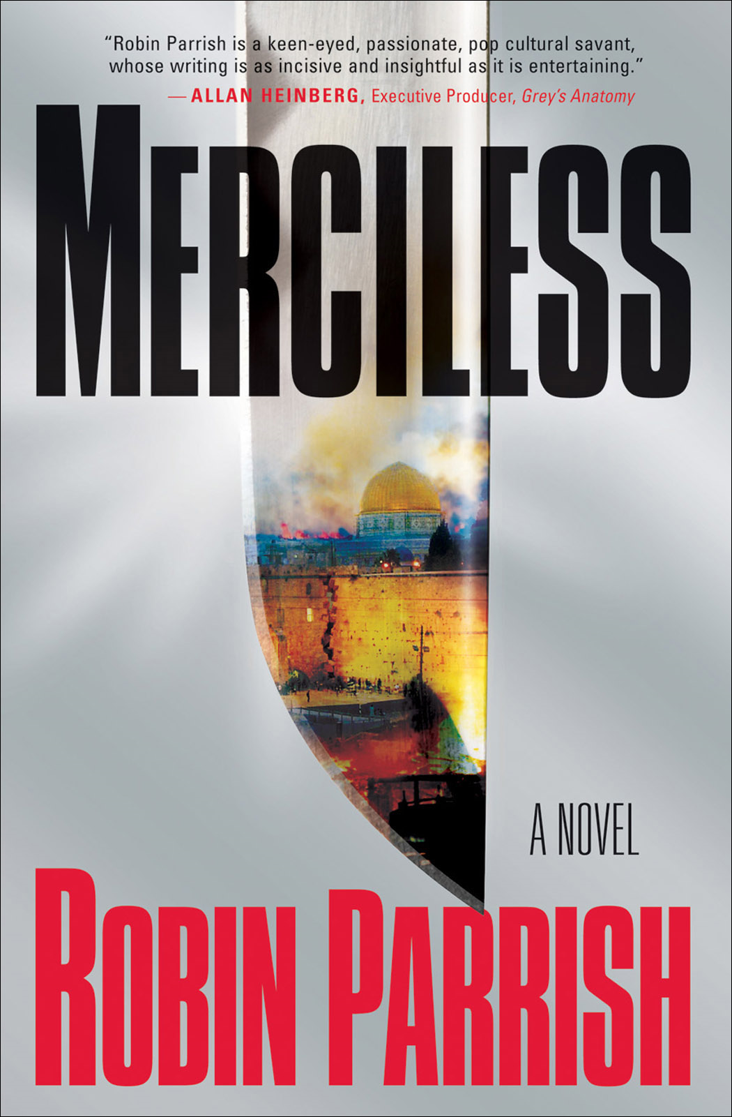 Merciless (Dominion Trilogy Book #3)