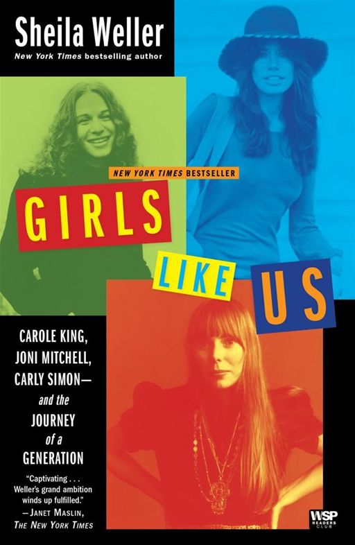 download girls like us: carole king, <b>joni</b> mitchell, carly simon-