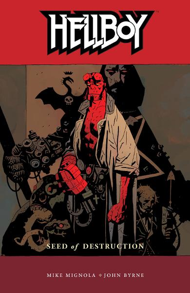 Hellboy Volume 1: Seed of Destruction  By: Mike Mignola, John Byrne