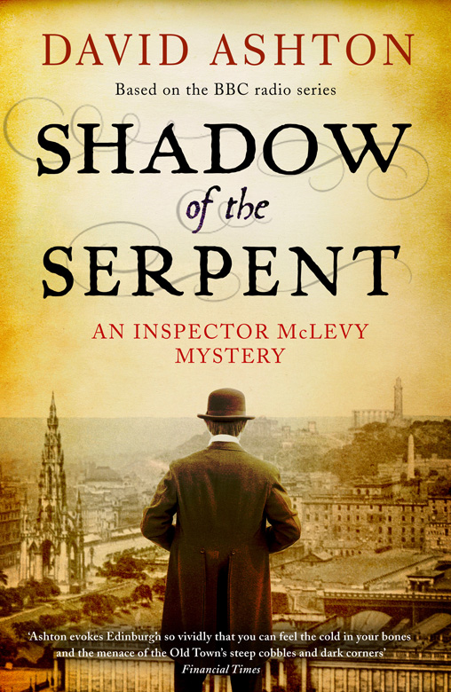 Shadow of the Serpent By: David Ashton