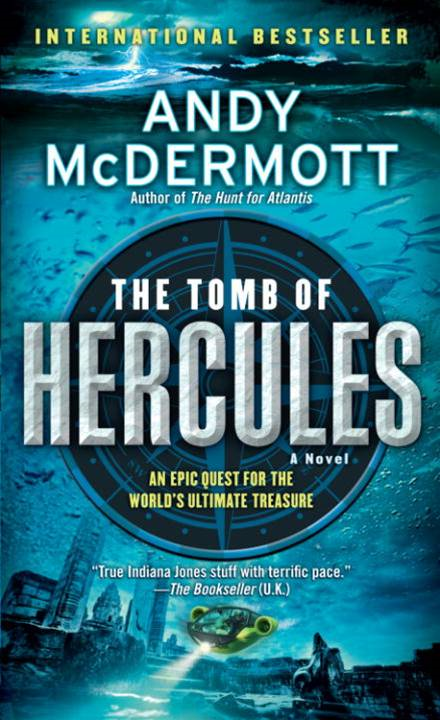 The Tomb of Hercules By: Andy McDermott