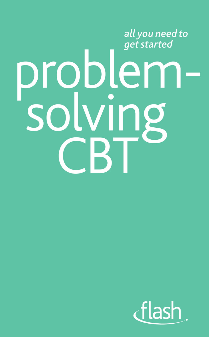 Problem-Solving CBT By: Christine Wilding