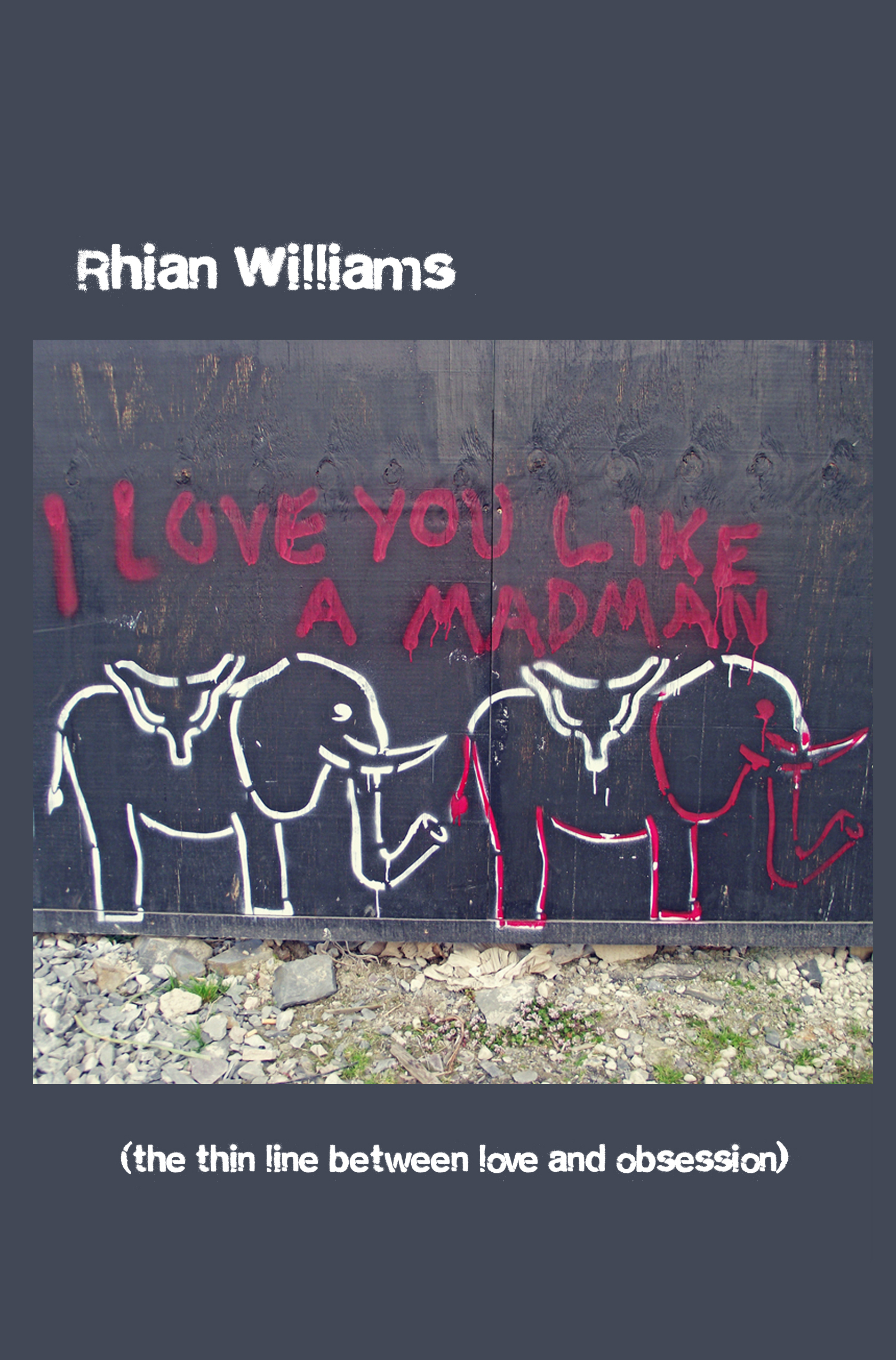 I Love You Like A Madman By: Rhian Williams