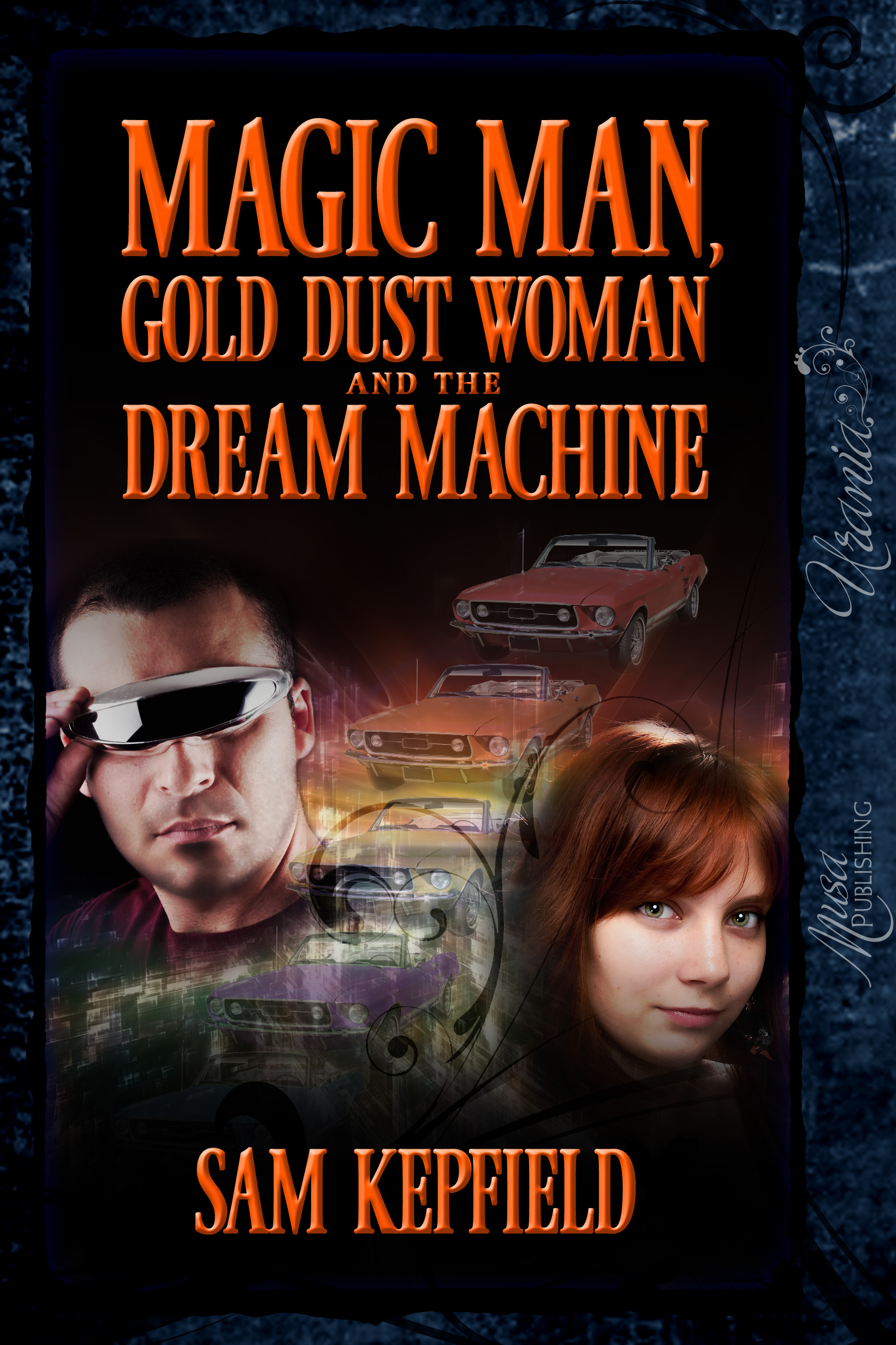 Magic Man, Gold Dust Woman & The Dream Machine