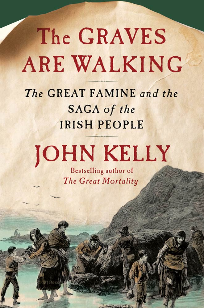 The Graves Are Walking By: John Kelly