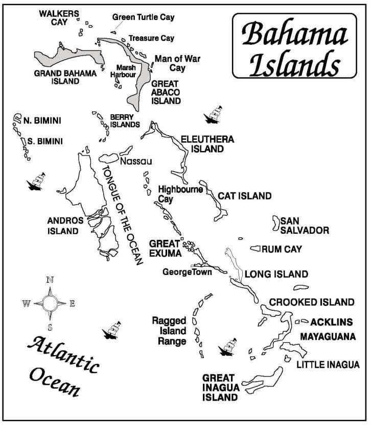 Best Dives of the Bahamas, Bermuda & the Florida Keys