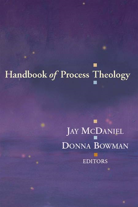 Handbook of process theology