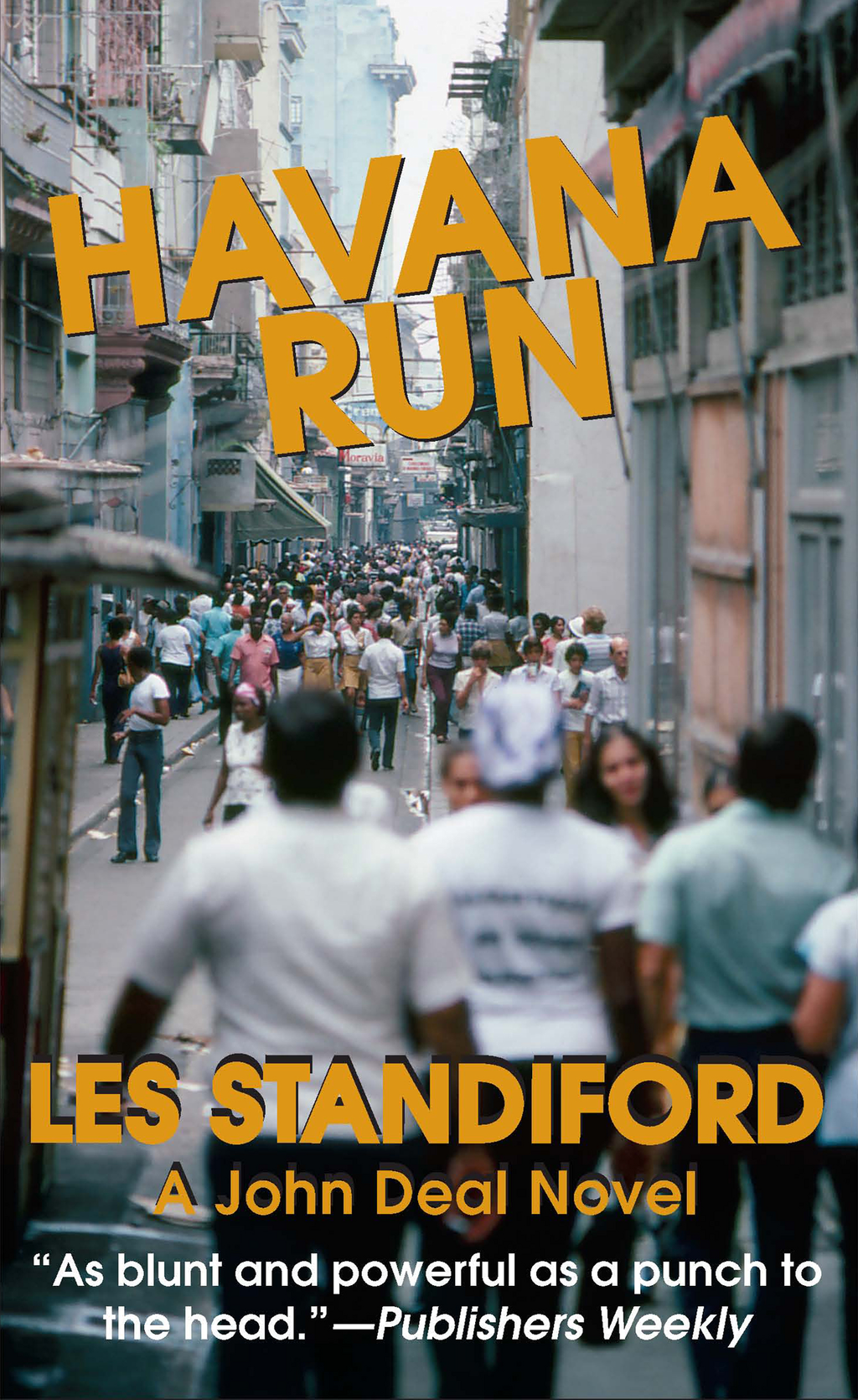 Havana Run By: Les Standiford
