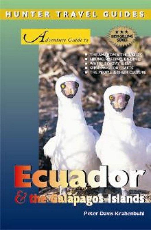 Ecuador & the Galapagos Islands By: Peter Krahenbuhl