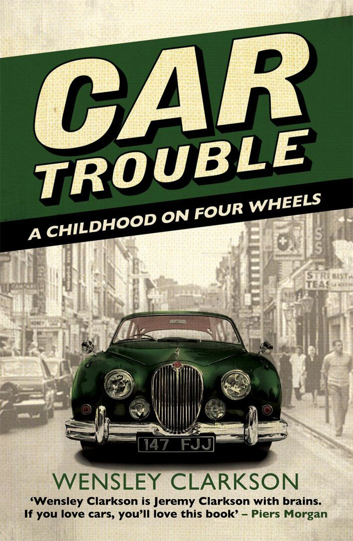 Car Trouble A Childhood on Four Wheels