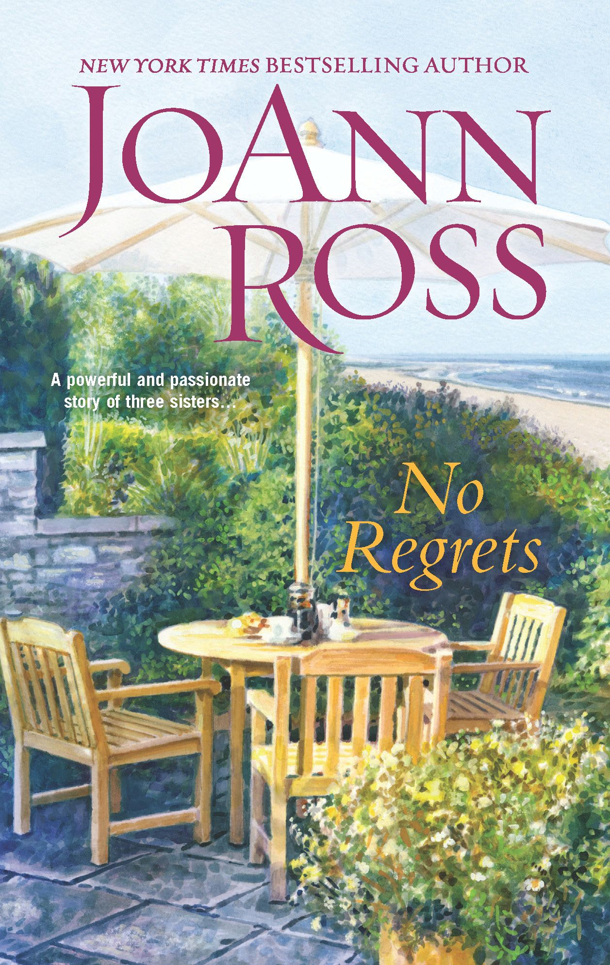 No Regrets By: JoAnn Ross