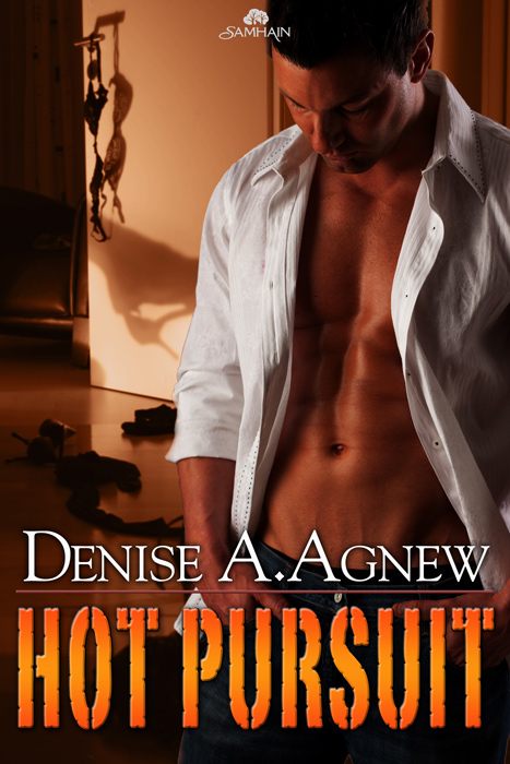 Hot Pursuit By: Denise A. Agnew