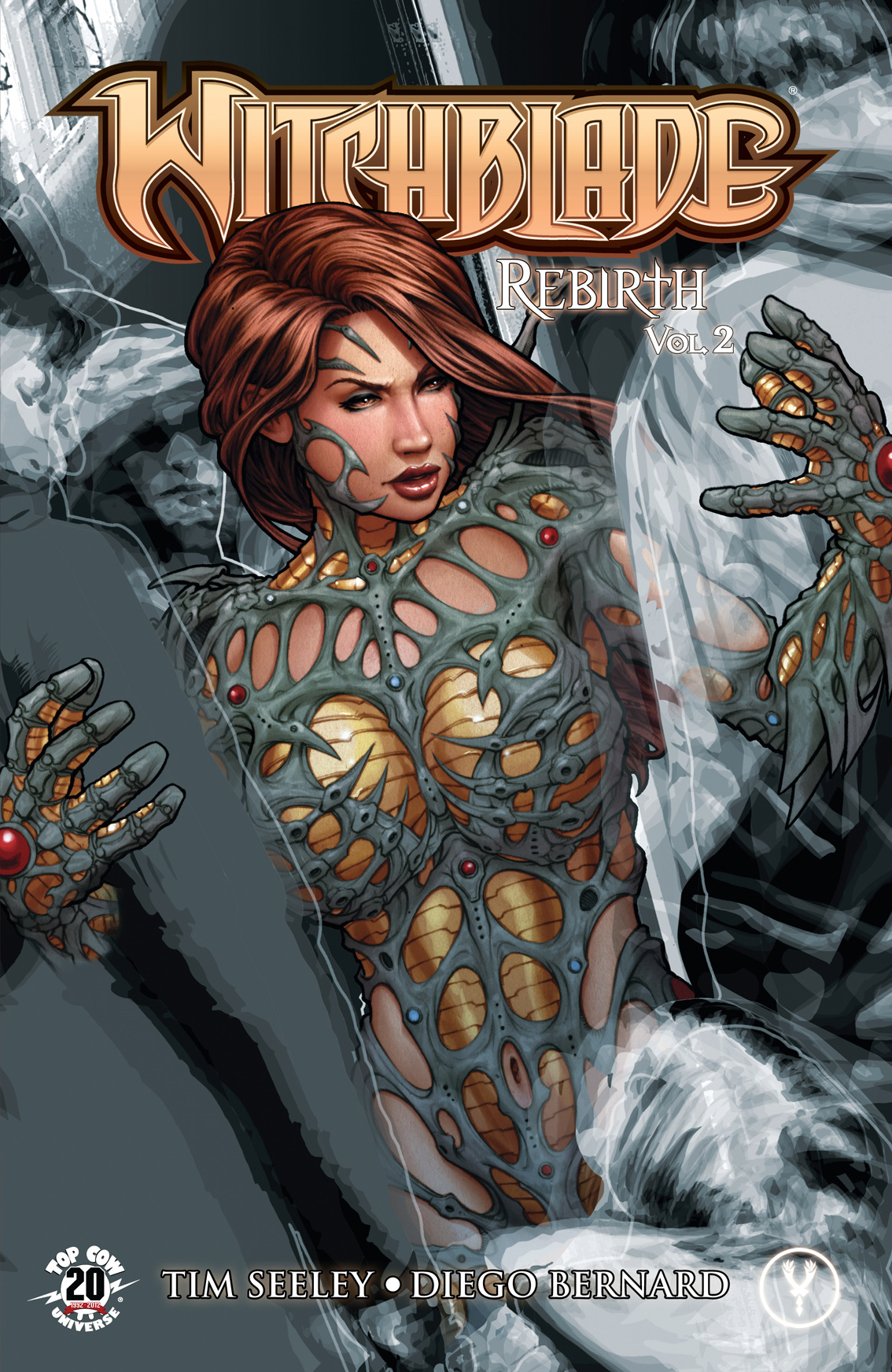 Witchblade Rebirth Volume 2
