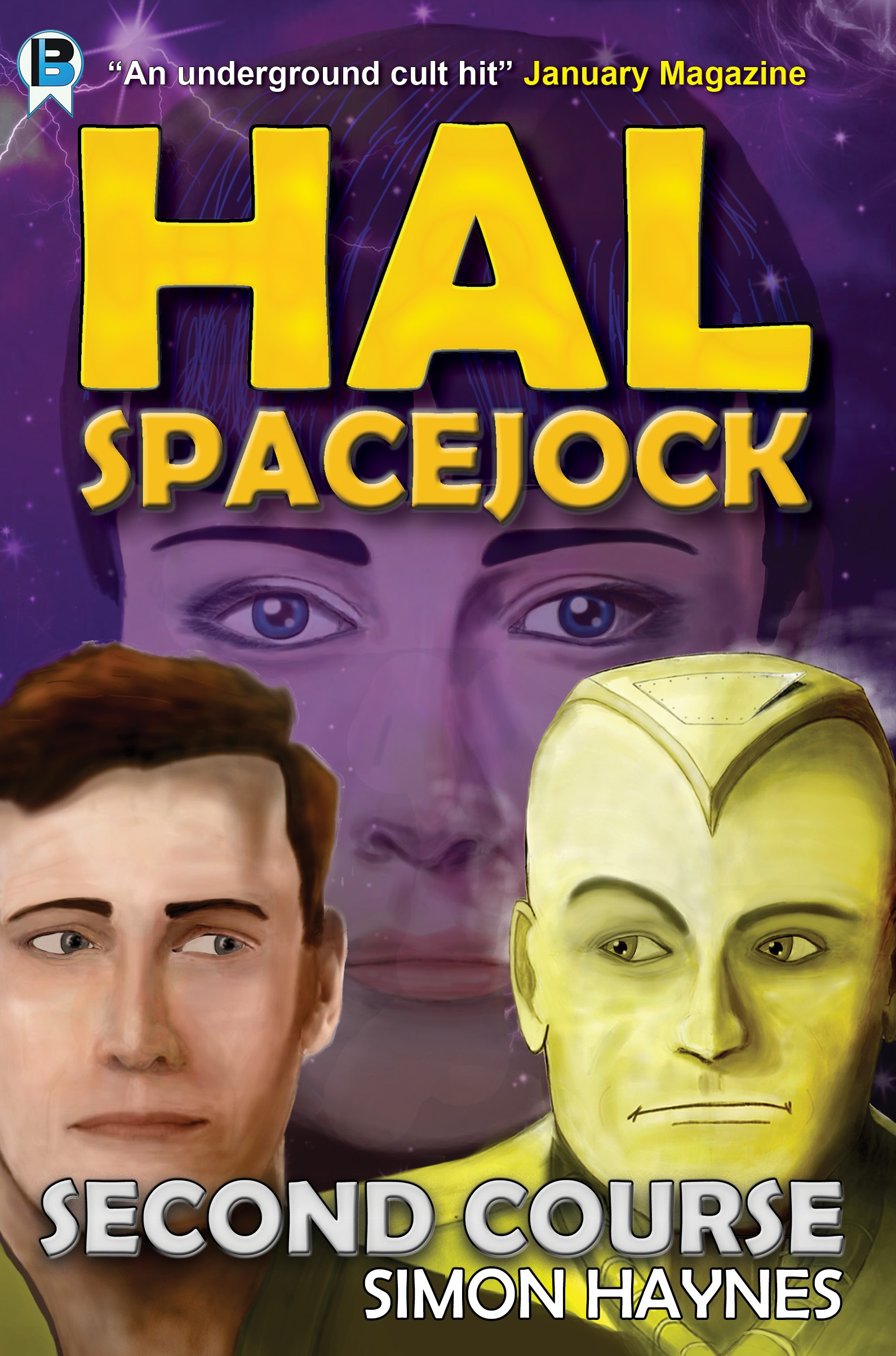 Hal Spacejock 2: Second Course